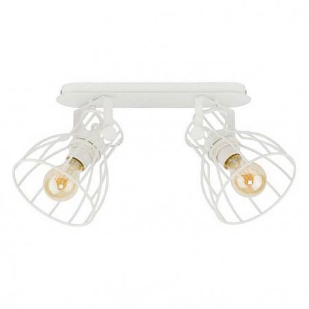 Спот TK Lighting 2117 Alano White_scroll